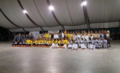 Asd Frascati Skating Club, grande inizio d'anno col saggio societario al Millevoi di Roma