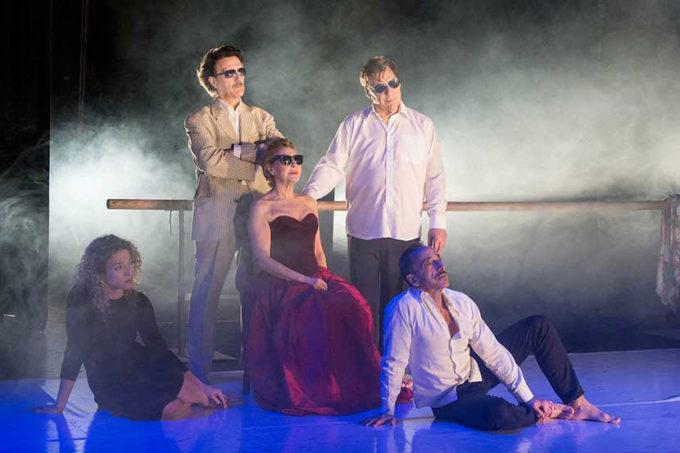 Teatro Vascello – IL GABBIANO di Anton Cechov