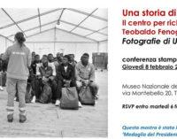 Conferenza stampa e inaugurazione della mostra UNA STORIA DI ACCOGLIENZA