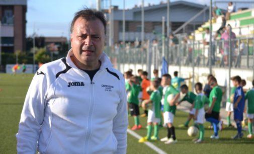 Castelverde calcio, il bilancio di metà stagione di Longo: «Contenti, ma serve ancora più lavoro»