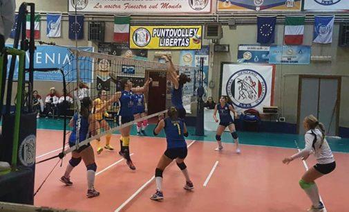 Pallavolo Campionato regionale serie d femminile 11 giornata d'andata