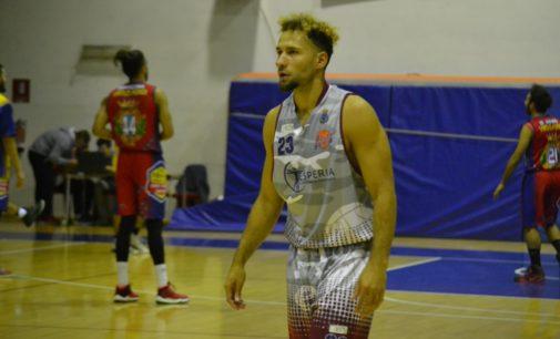 Club Basket Frascati (C Gold), Chute rilancia: «Cercheremo di raggiungere i play off»
