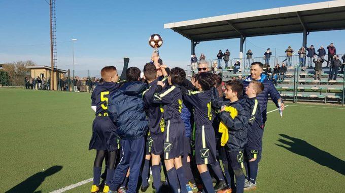 """Ssd Colonna (calcio), che successo per il """"memorial Tozzi"""". Di Girolamo: «Siamo contenti»"""