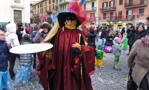 ARRIVA IL CARNEVALE 2018 A MARINO!