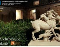 Il Parco Archeologico di Ercolano, assieme a Pompei, alla Fiera turistica in Lituania