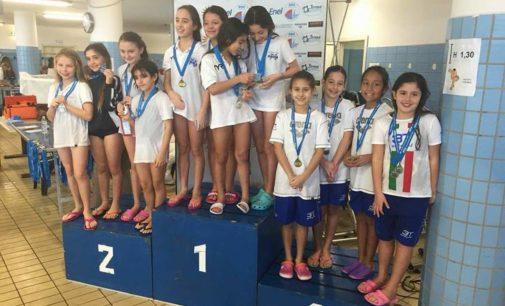 3T Frascati Sporting Village (salvamento): Calimà e Pezza campioni regionali, staffette di bronzo