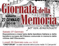 Lariano per la Giornata della Memoria