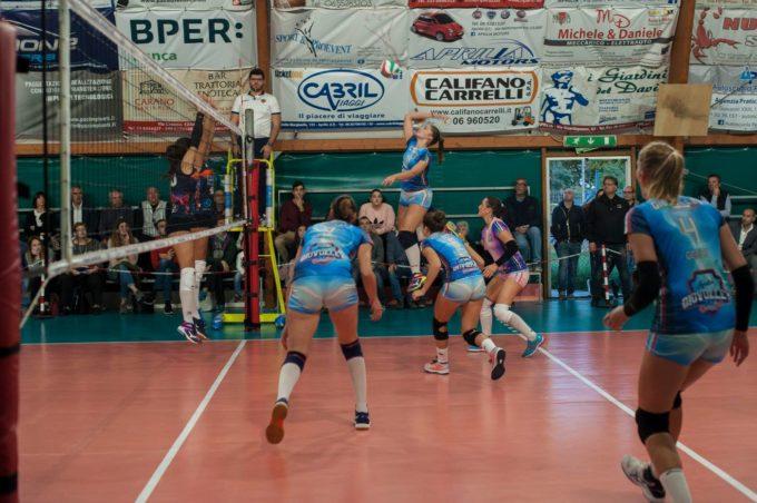 Serie B1, Giovolley vittoria a Catania e zona playoff