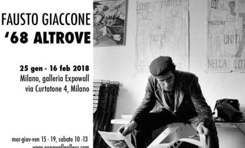 FAUSTO GIACCONE '68 ALTROVE