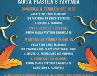 Colonna – Torna Carta Plastica e Fantasia