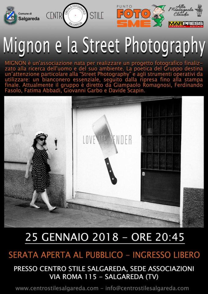 Il Centro Stile Salgareda – Serata dedicata alla Street Photography