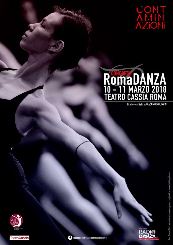 CONCORSO RomaDANZA Premio dedicato alle scuole di danza del territorio
