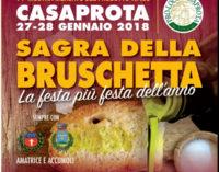 Casaprota (RI) celebra il suo prelibato olio con la Sagra della bruschetta – 27/28 gen
