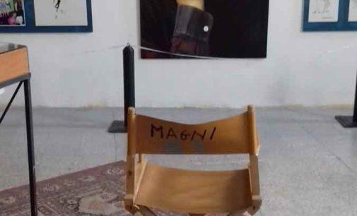 Velletri presto un viale della villa a Luigi Magni