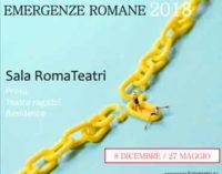 Emergenze romane 2018