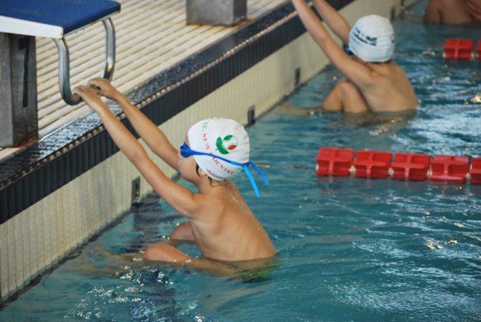 Tc New Country Club Frascati (nuoto), 18 medaglie nella seconda tappa del trofeo Csain