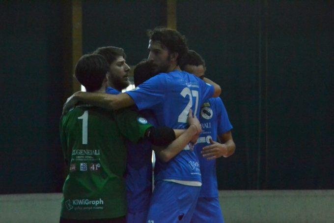 Todis Lido di Ostia Futsal (A2), Barra: «Col Ciampino vittoria pesante in ottica play off»