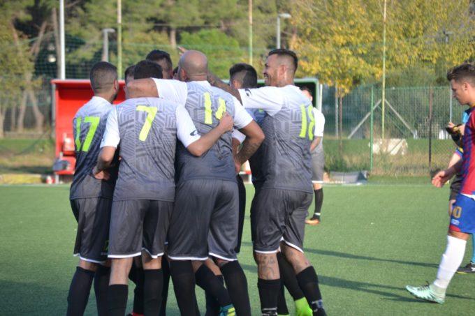 Roma VIII calcio (I cat.), altri quattro gol. Gespi prima gioia: «Una bella emozione»