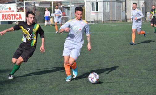 La Rustica calcio (Prom) cala il pokerissimo, Antonini: «Un'altra gran vittoria ad Olevano»