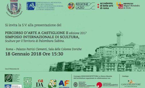 PERCORSO D'ARTE A CASTIGLIONE II edizione
