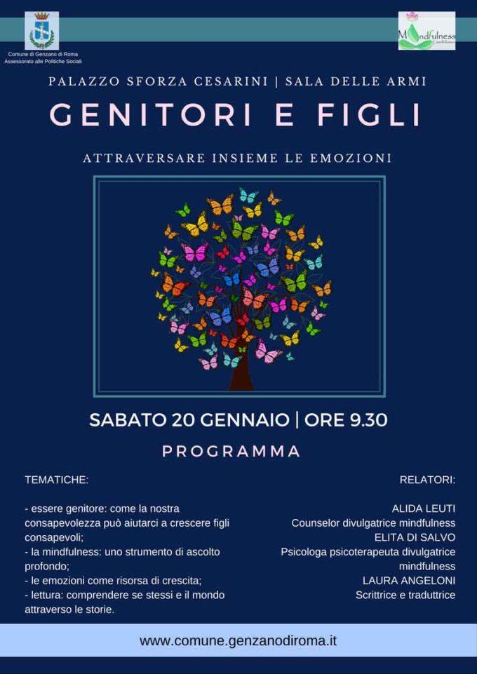 GENITORI E FIGLI.  Una giornata di riflessione a Palazzo Sforza Cesarini