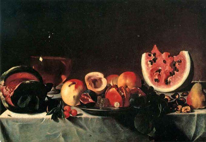 """""""Can food be art?"""" (Il cibo può essere arte?)"""