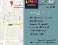 A Pavona cena solidale con Libera