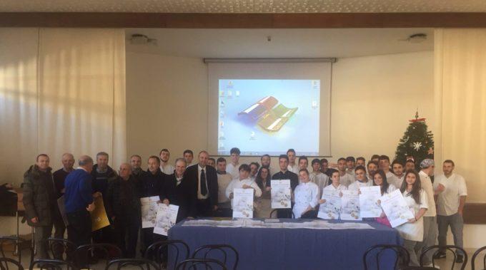 Pecorino Toscano DOP: un anno di gusto e qualità con le ricette dei giovani aspiranti chef dell'Istituto Alberghiero di Grosseto