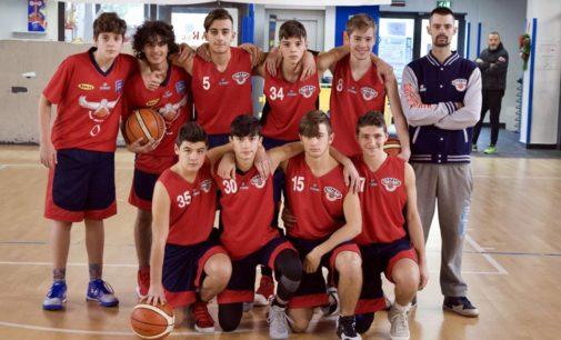 San Nilo Grottaferrata basket, coach Matteo Catanzani: «Che crescita i ragazzi dell'Under 16»