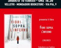 """A Velletri il thriller """"Fiori sopra l'inferno"""""""