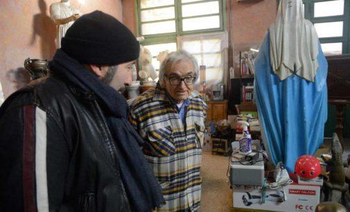 L'arte del maestro Adriano De Angelis alla mostra Gigi Magni filmografia di un regista