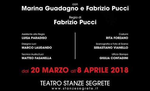Al Teatro Stanze Segrete di Roma –  TI AMO, MARIA!