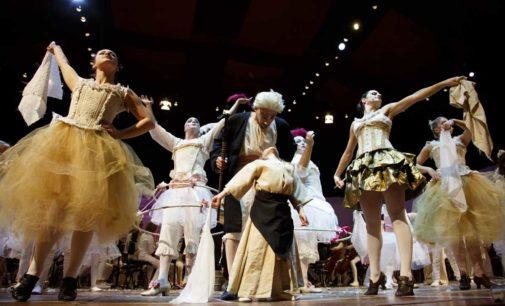 IL VASCELLO FANTASMA Spettacolo ispirato all'Olandese volante di Richard Wagner