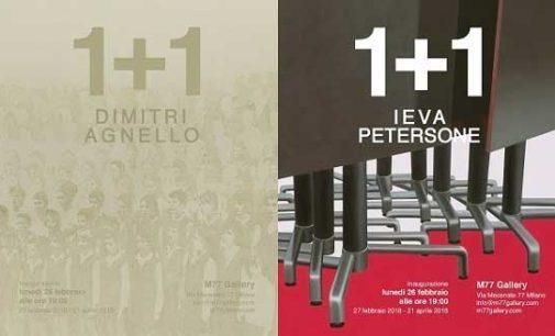 UNO+UNO Ieva Petersone Dimitri Agnello