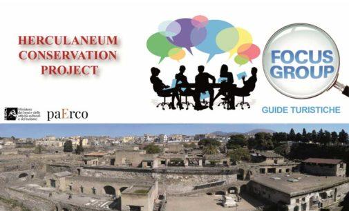 Ercolano –  il primo Focus group destinato alle guide turistiche