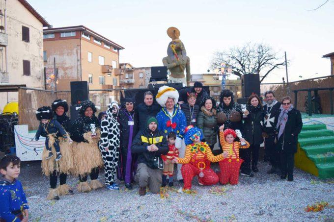 Lariano – Si è chiuso alla grande il Carnevale larianese 2018