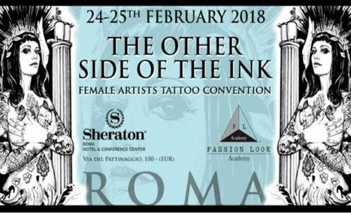 The other side of the ink La prima convention di tatuaggi in europa Dedicata alle tatuatrici donne
