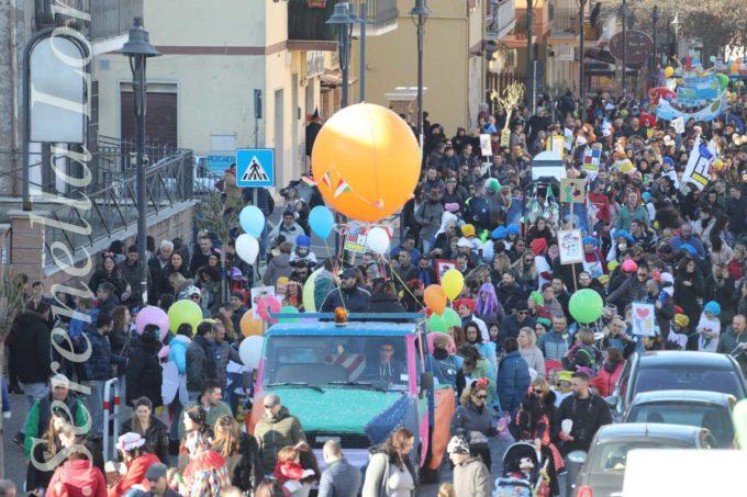 San Cesareo riscopre il Carnevale
