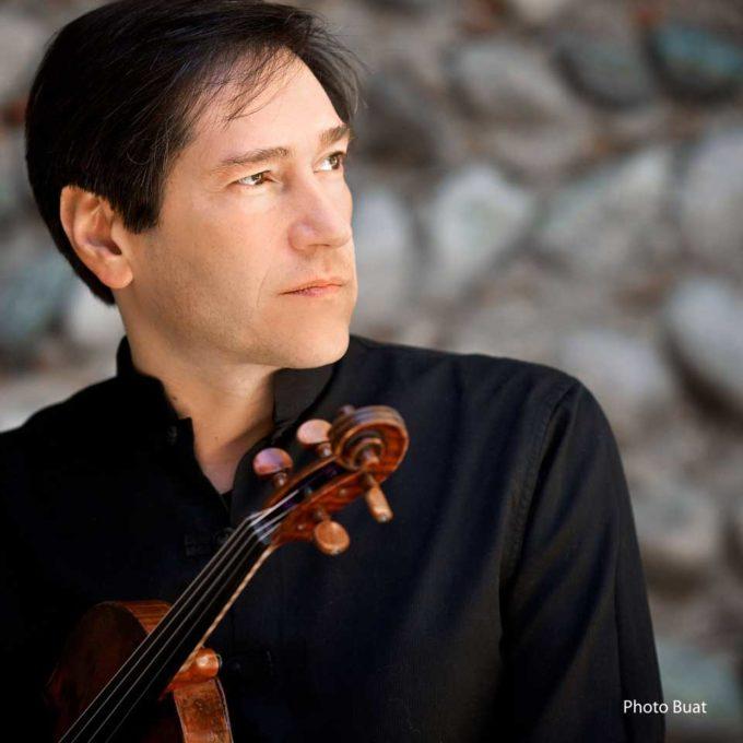 """""""Le Violon Noir"""", il violino nero"""