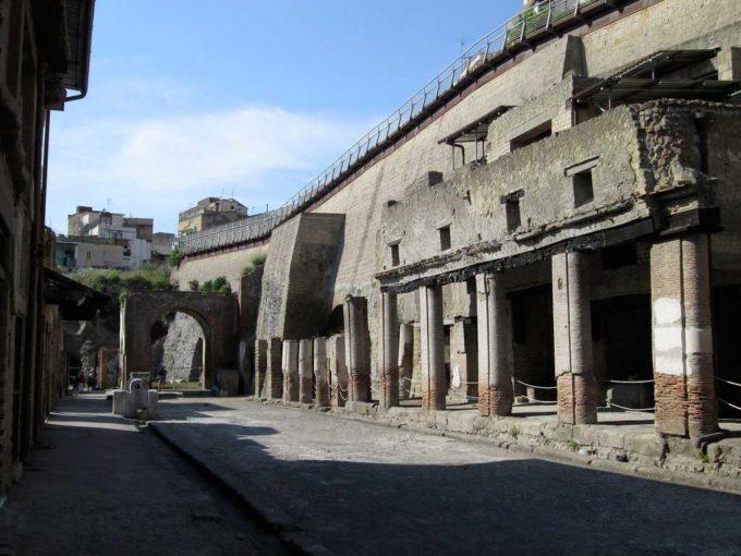 Parco Archeologico di Ercolano – Presentazione della Programmazione per il 2018