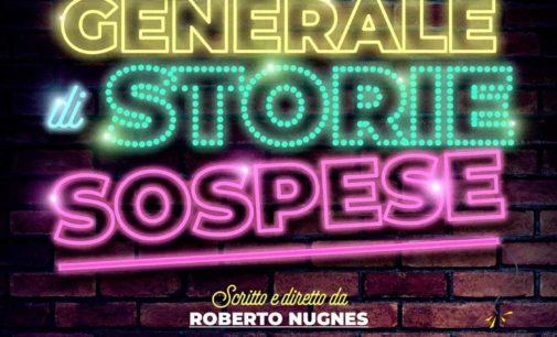 Prova Generale di Storie Sospese, al Teatro Trastevere a Roma