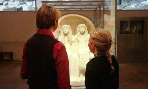 Museo Egizio, un viaggio alla scoperta dell'armonia di coppia