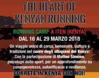 Matteo Simone, psicologo e ultramaratoneta, racconta il suo stage in Kenya