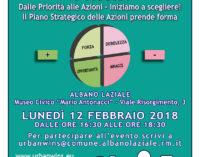 Albano Laziale, progetto europeo UrbanWins: 12 febbraio IV^ Agorà