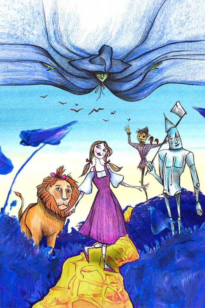 Teatro Vascello-  Il cammino per Oz
