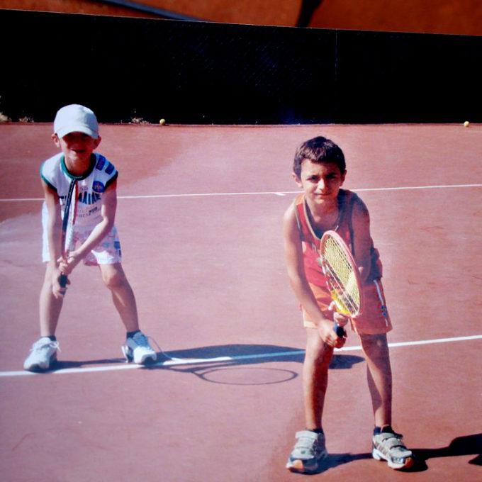 Tc New Country Club Frascati (tennis), la bella storia dei fratelli Bellifemine