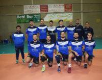 PALLAVOLO ALBANO ALBALONGA- PUNTOVOLLEY LIBERTAS 2-3