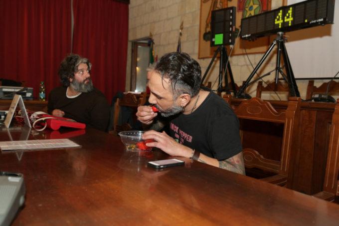 Con 140,73 grammi Jack Pepper, a Tarquinia, strapazza il Guinness Mondiale dei RecordIn