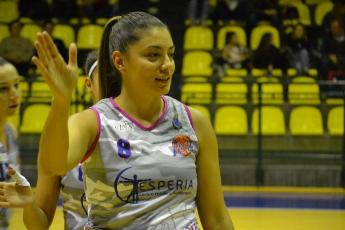 Club Basket Frascati (B femm.), Margio: «Se raggiungiamo i play off, siamo capaci di tutto»