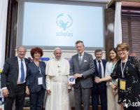 """""""Scholas Cittadinanza"""", il progetto educativo di Papa Francesco approda in Sicilia"""